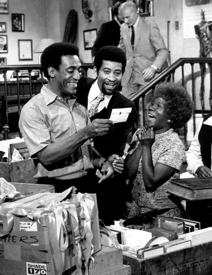 Bill_Cosby_Rupert_Crosse_Beah_Richards_Bill_Cosby_Show_1970