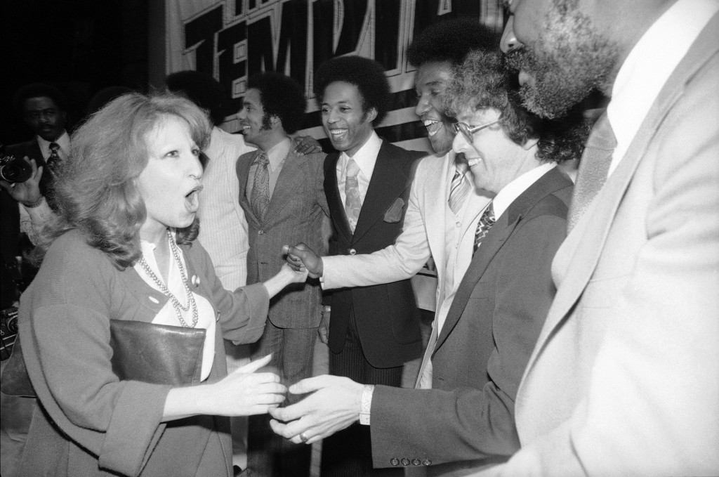 Bette Midler And The Temptations