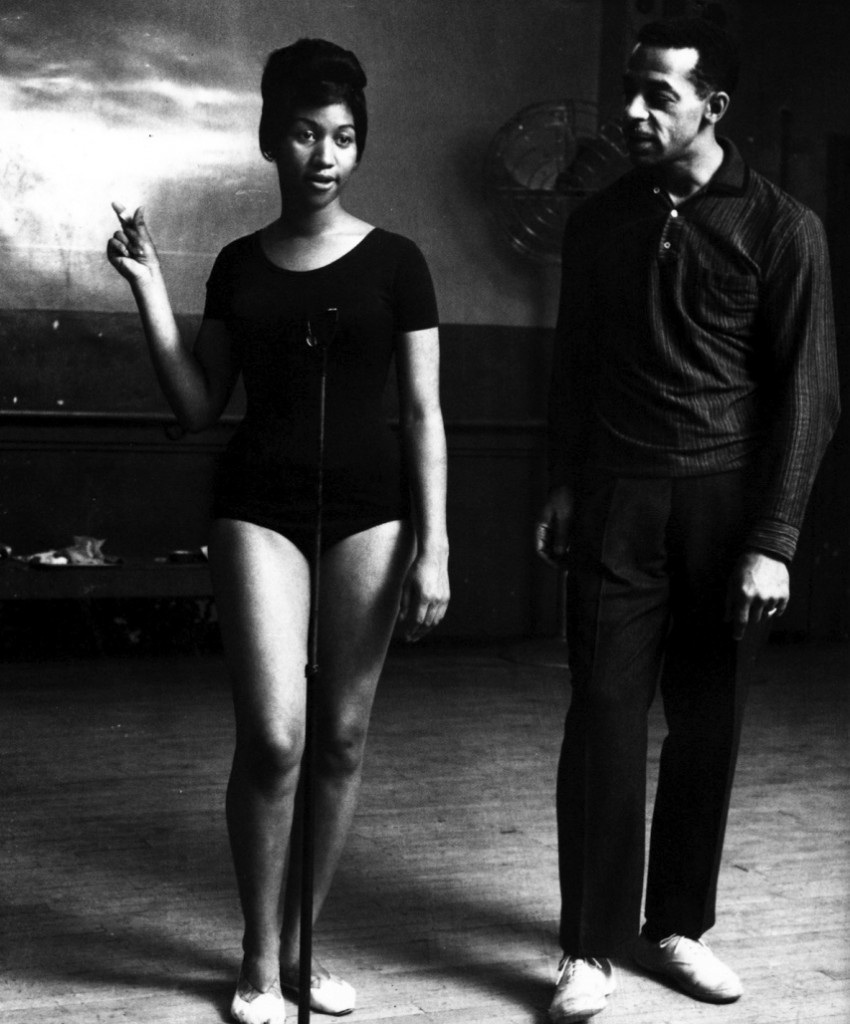 aretha-franklin-and-cholly-atkins-1961