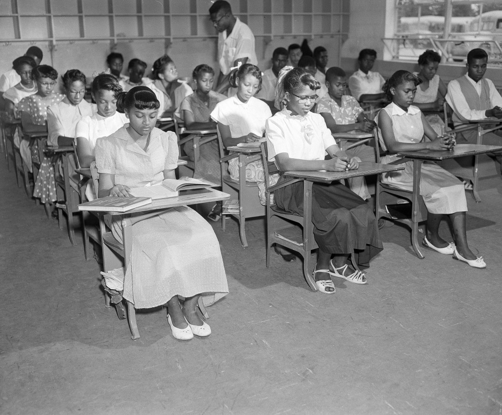 Segregated-School